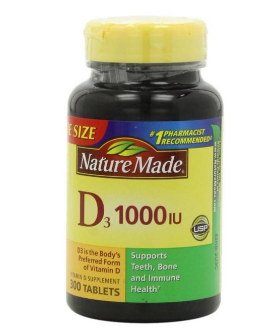 Vitamin D Tablets - $7.59