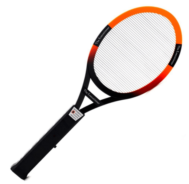 """""""The Executioner"""" Mosquito Swatter - $19.99"""