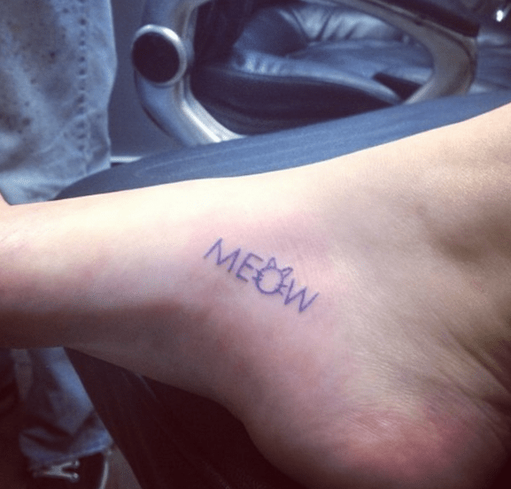 61 Impossibly Tiny And Tasteful Tattoos