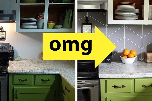 21 Kitchen Upgrades That You Can Actually Do Yourself
