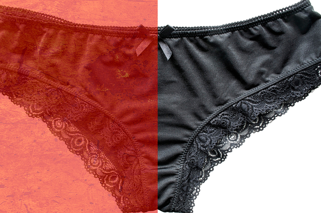 This Is How You Get Rid Of Period Stains In Your Panties