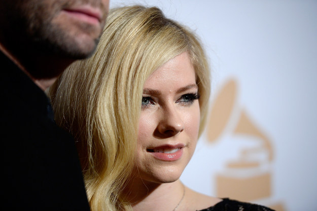 The Avril Lavigne conspiracy theory.
