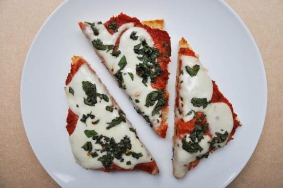 Wednesday: Focaccia Pizza
