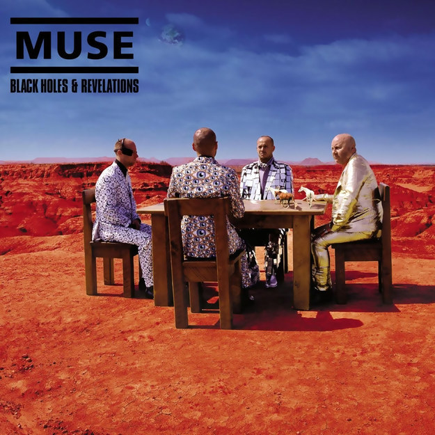 Black Holes and Revelations — Muse
