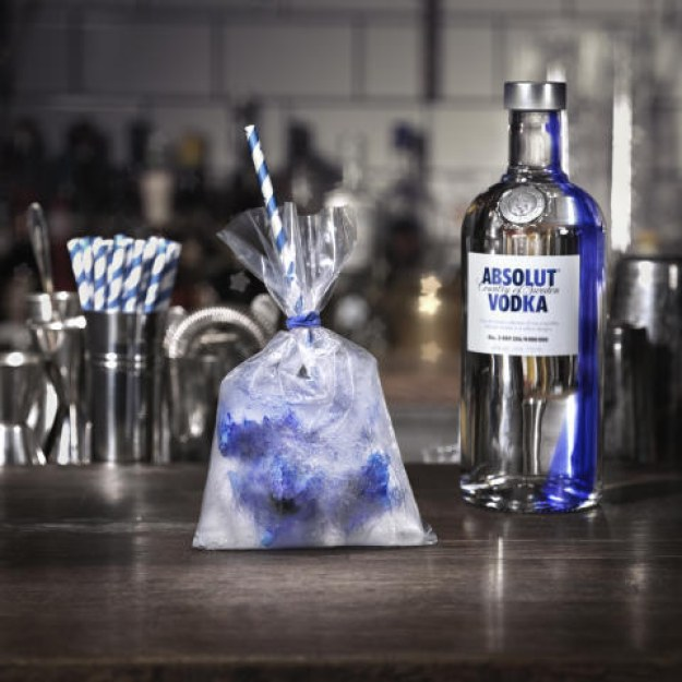 The Absolut Punch Bag