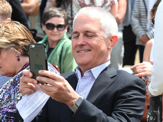 We already know that Malcolm Turnbull runs a private email server.