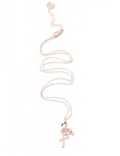 This beautifully bejeweled necklace: