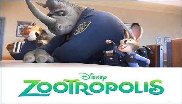 By now you should have all heard of Zootropolis (aka Zootopia), the latest Disney animated movie, which stars the voices of Idris Elba, Ginnifer Goodwin, Jason Bateman, and Shakira, among others.