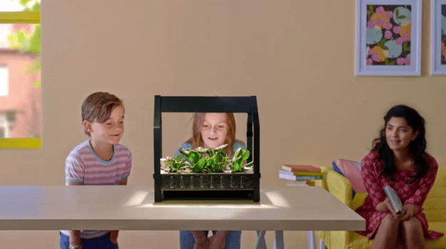 Ikea just announced a game-changing new product: a hydroponic indoor gardening kit that fits right on your kitchen counter, so even tiny apartment dwellers can grow fresh herbs and lettuce at home.