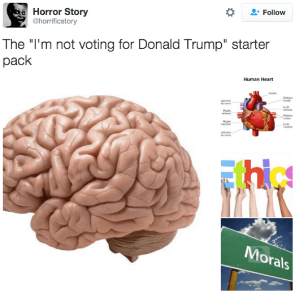 This very simple starter pack: