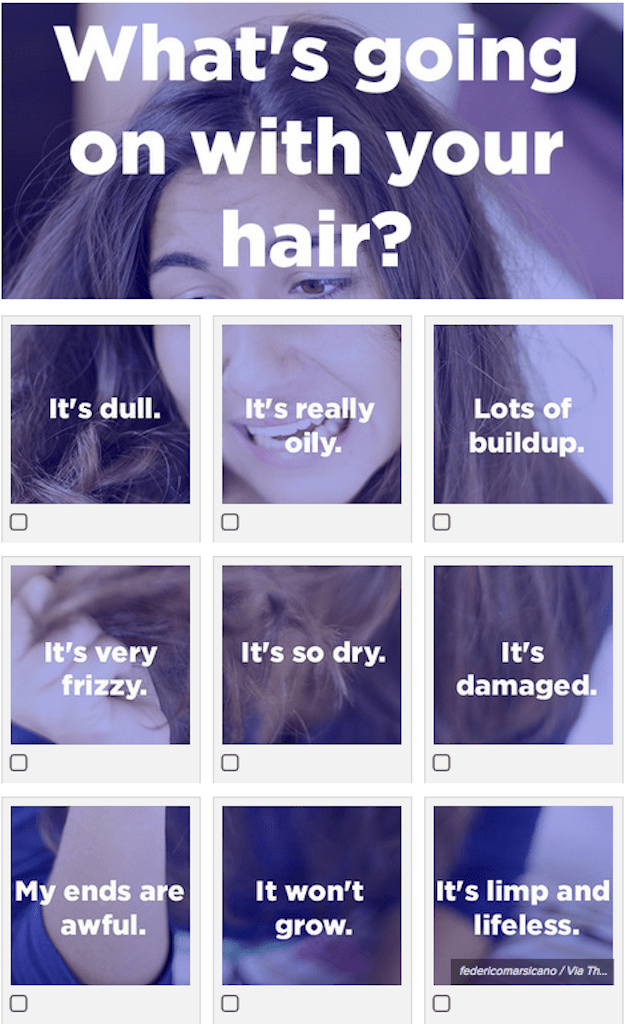 Give yourself a DIY hair treatment based on your needs.
