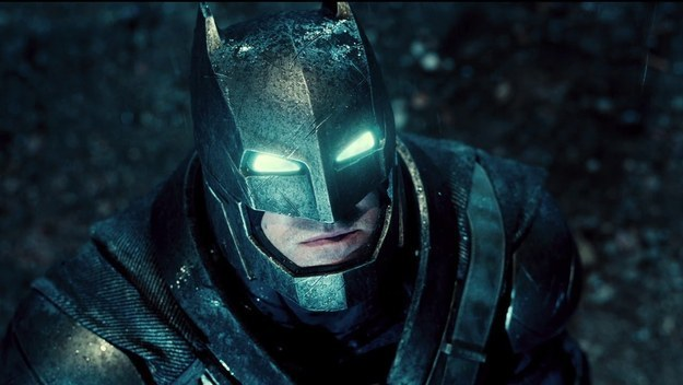 But when Batman is your dad, you best be siding with him.