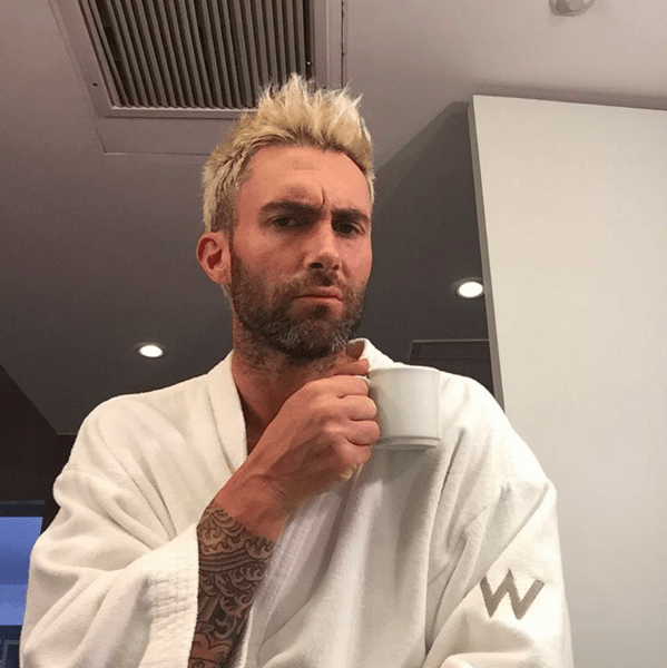 Adam Levine, Sexiest Man Alive 2013, turned 37 on Saturday, and to no one's surprise, he's still looking pretty sexy.
