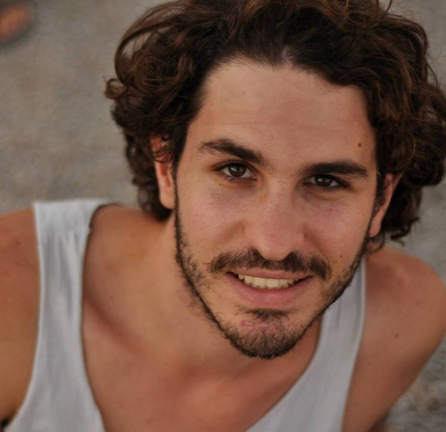This is Yuval Avrami, a 26-year-old guy who lives in Jerusalem.