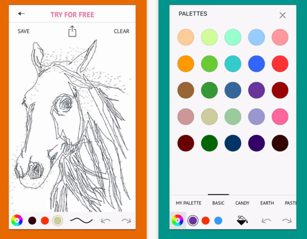 Calmeleon: Coloring Book for Adults - Gratis.