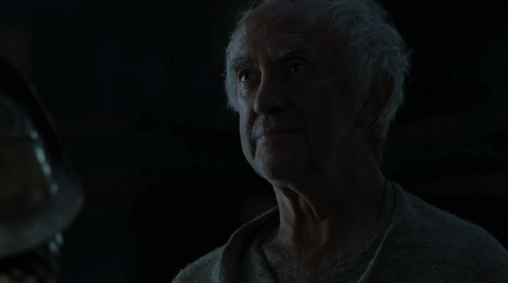 Back in Westeros the High Sparrow definitely seems up for the battles to come. The Faith Militant vs the Lannisters/Tyrells will be one of Season 6's most important plotlines.