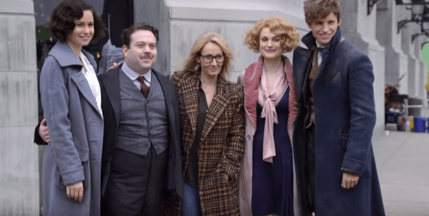 Harry Potter fans have a lot to be excited about when it comes to Fantastic Beasts and Where to Find Them, the upcoming film that expands our knowledge about the Wizarding World.