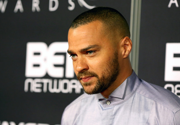 Sooo just in case you forgot, Jesse Williams is still out here being fine, smart, talented, and woke y'all.