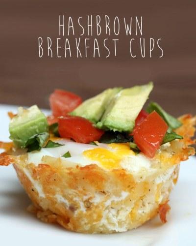 Breakfast Cups