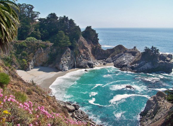 Beaches in the US: