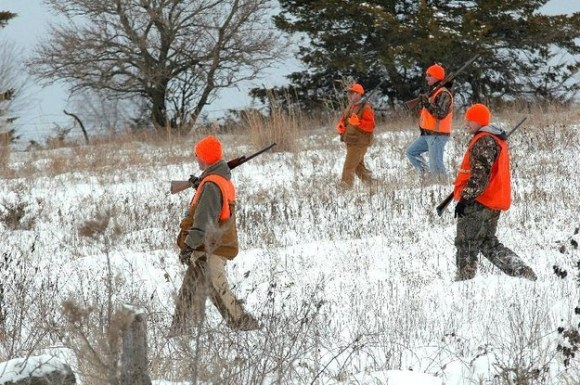 Hunting in the US: