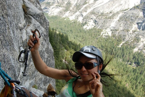 Mountain climbing in the US: