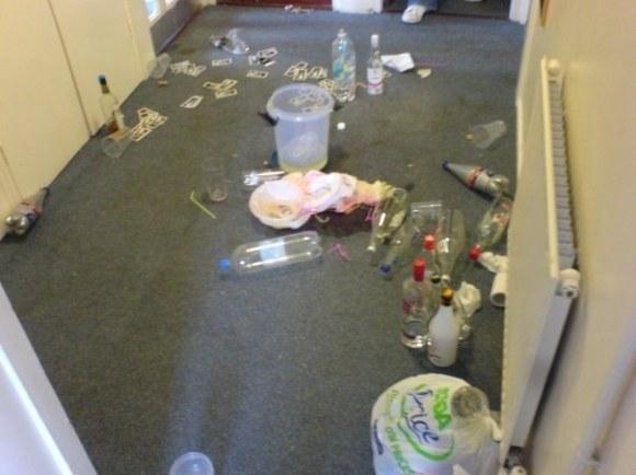Pre-drinks IRL: