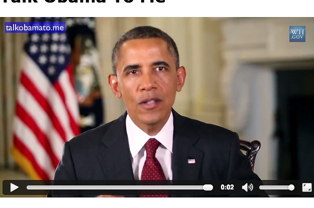 Talk Obama To Me Lets You Make The President Say Crazy Stuff