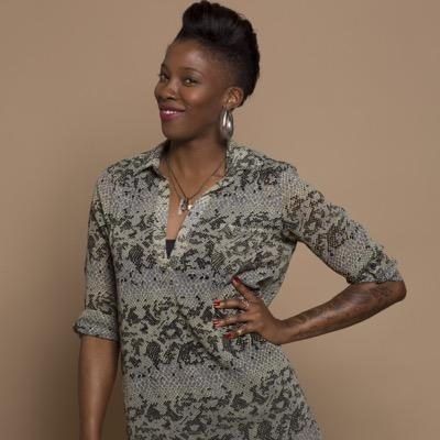 Meet Whitney Bracey, a 29-year-old clothing designer based in Dallas, Texas.