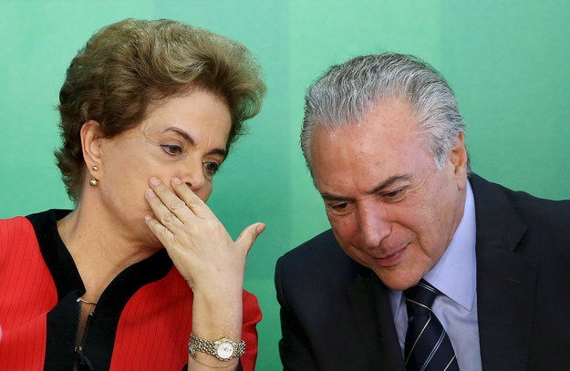Background: Temer is set to become the next president of Brazil, as the Brazilian Senate is currently debating whether to impeach current president Dilma Rousseff over corruption charges.
