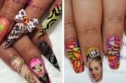 of absurdly epic nail