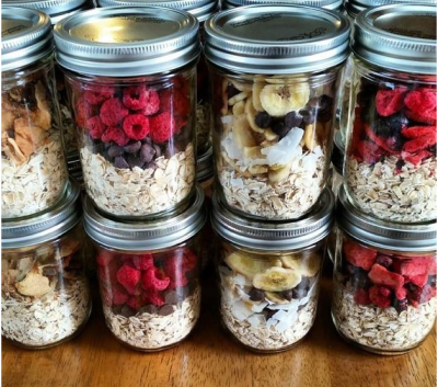 How to meal prep to save time and money.