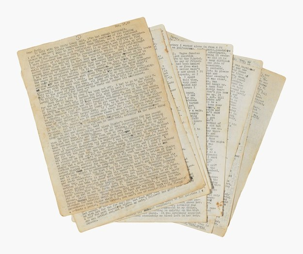 Back in the day, Cassady wrote his pal Kerouac a 40-page letter that went on to be part of the inspiration for On the Road's writing style. Now, the nearly 13,000 word letter, which had been lost for a time, is being auctioned off at Christie's Auction House.