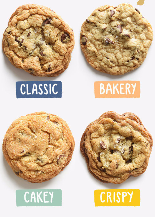 BUT! Which chocolate cookie should you make? It's time to find out.
