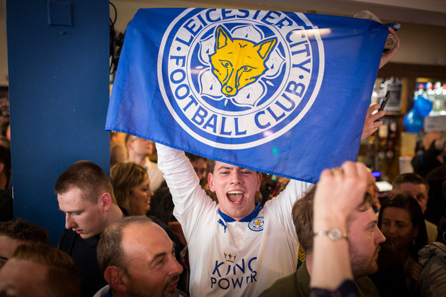 After starting the season with 5,000-1 odds, Leicester City was for the first time crowned Premier League champions on Monday, capping off a fairytale season that will go down in sporting history.