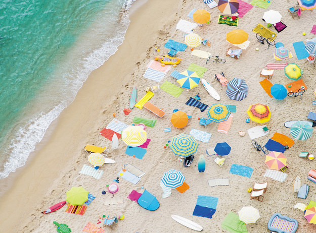 """These Aerial Photos of Beaches Will Make You Ready for Summer Sun"" — Slate's Behold"