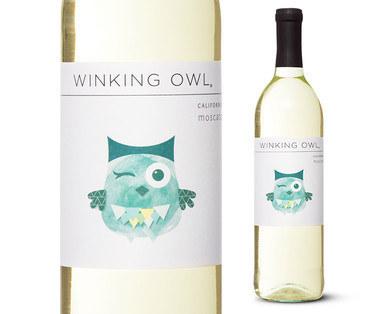 Winking Owl Moscato, $3 at Aldi U.S.