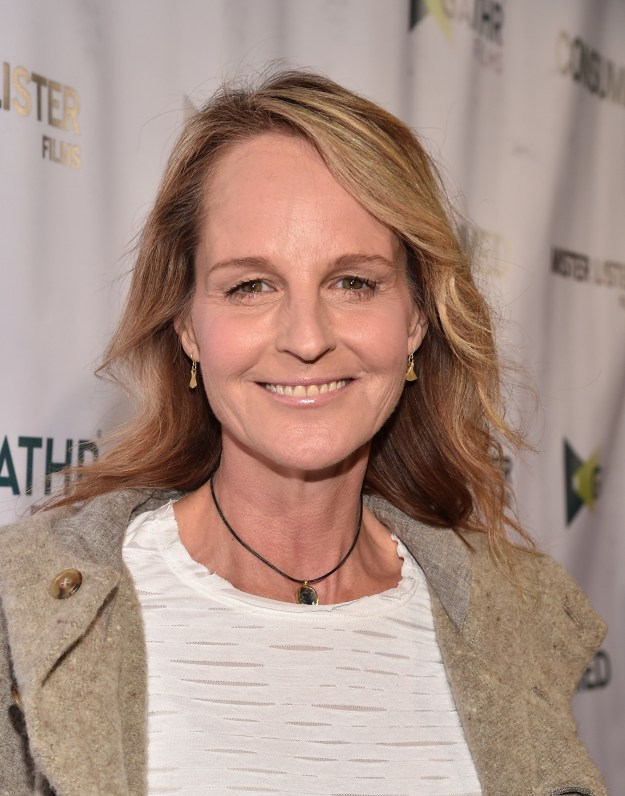 This is actress and star of iconic TV show Mad About You Helen Hunt.