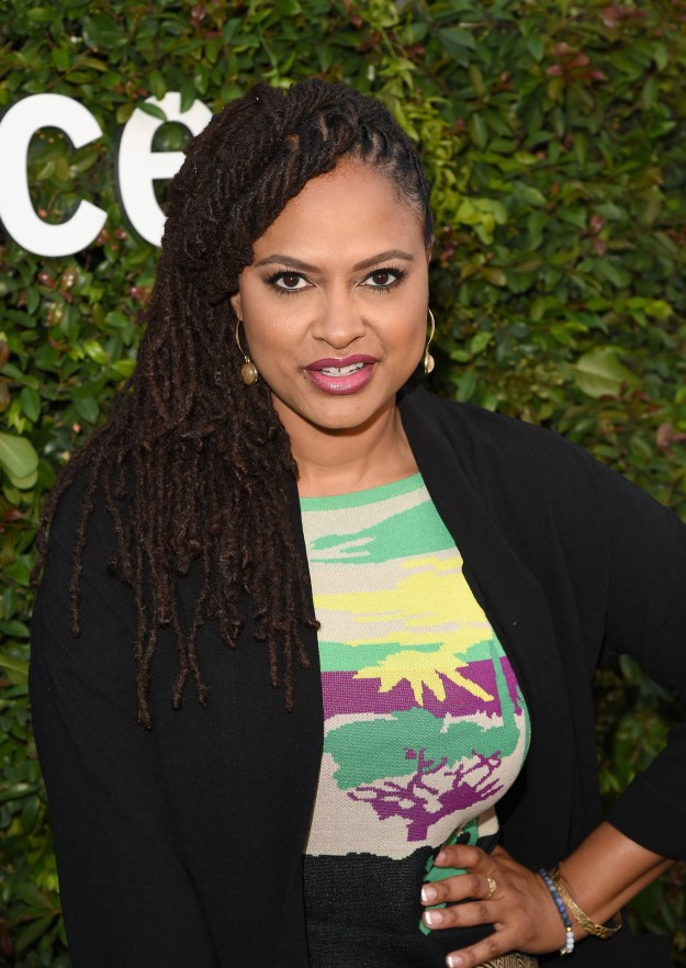 When Ava DuVernay fielded a question about mansplaining during a panel on Saturday, she said she still gets dismissed or treated differently because of her race and her gender.