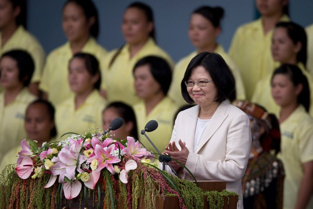 "Chinese state news agency Xinhua on Tuesday went after Tsai Ing-wen, Taiwan's new president, blaming her ""having an extreme political style"" on the fact that she's a single woman."