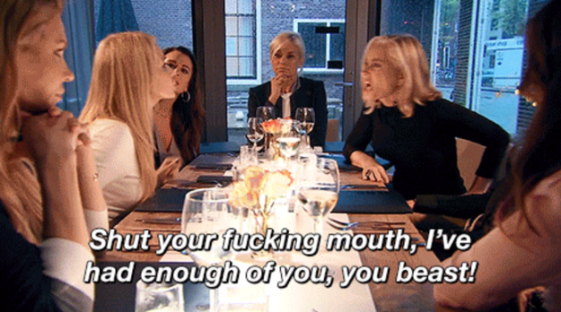 Insults on RHOBH: