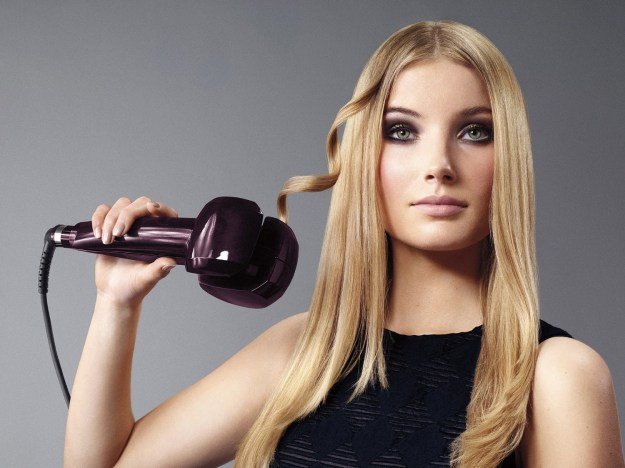 A curling tool that automatically does the work for you.