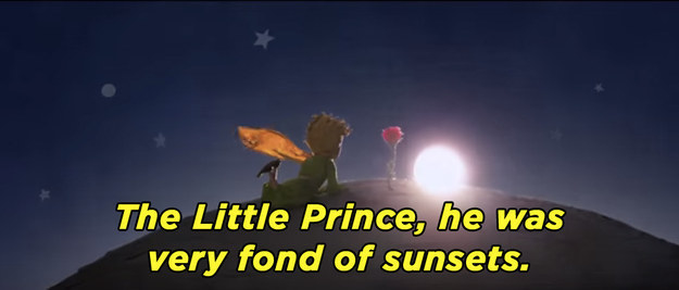 Last November, we saw the first trailer for the film adaptation of everyone's favorite children's classic, The Little Prince, in English.