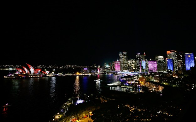 Vivid Sydney is a glorious festival held every year Down Under, where lights are projected onto some of the city's most iconic buildings.
