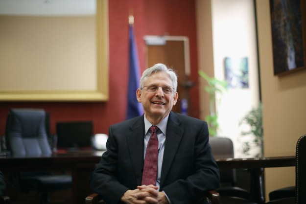 While he continues to wait for the Senate to vote on his nomination to the Supreme Court, Chief Judge Merrick Garland has found himself with some time on his hands.