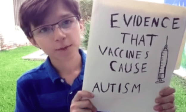 Marco just completed an important investigation into the alleged link between vaccines and autism.