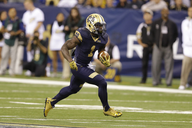 University of Alabama at Birmingham running back Greg Bryant was pronounced brain dead Sunday after being shot early Saturday morning in West Palm Beach, Florida, police told BuzzFeed News.