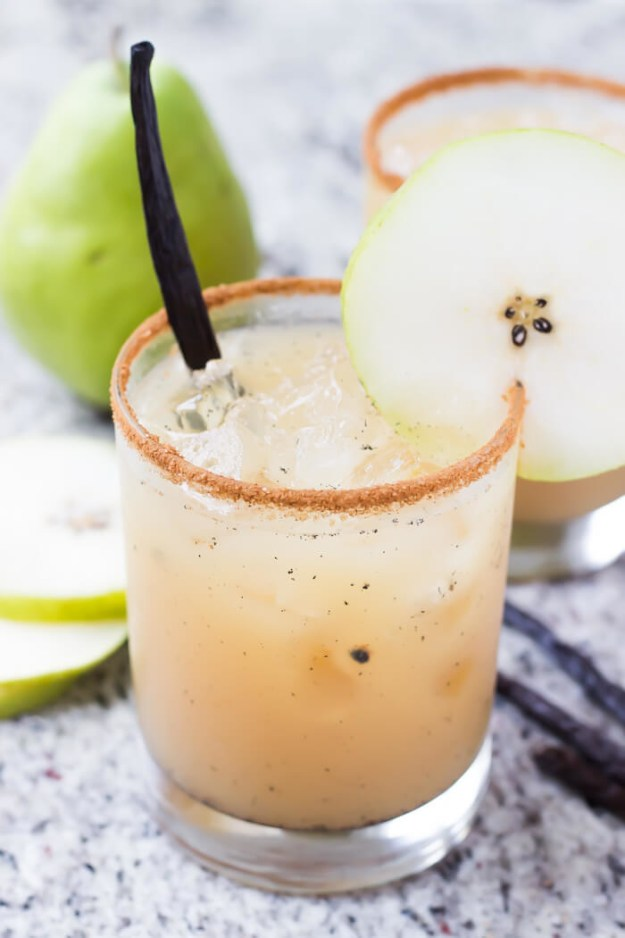 Meet The Pear-ents Margaritas