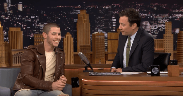 Everyone's favourite thirst trap, Nick Jonas, appeared on The Tonight Show With Jimmy Fallon on Monday night to promote his new album, Last Year Was Complicated.