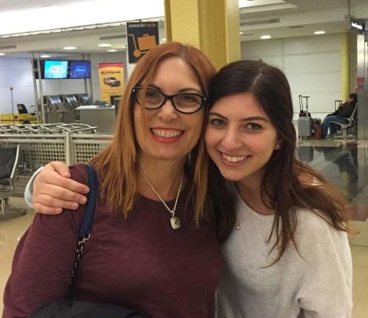 Hetty Weinstein, Florida and Maya Weinstein, 22, Washington D.C. — Mother & Daughter